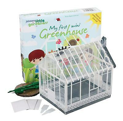 Kids Gardeners Greenhouse Complete Gardening Kit To Grow