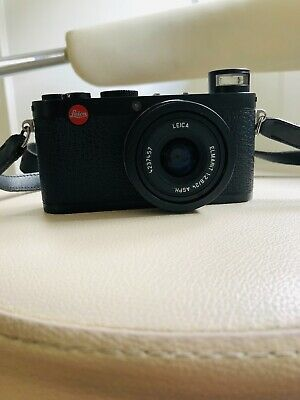Leica X1 Digital Compact Camera With Elmarit 24mm f/2.8
