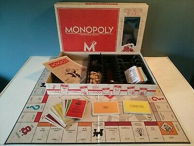 Monopoly Family Board Game - 80th Anniversary Edition
