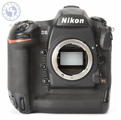 Nikon DMP Digital SLR Camera (Body Only, Dual XQD