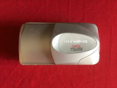 Olympus Camedia C-350 Zoom Digital Camera