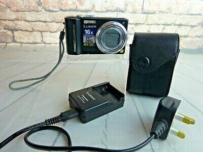 Panasonic LUMIX DMC-TZMP 12x Optical Zoom Digital