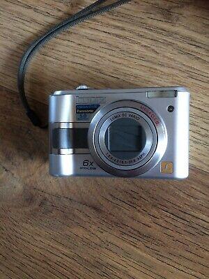 Panasonic Lumix DMC-LZ3 5.0mp 6x optical Zoom Digital Camera