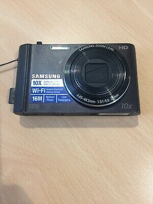 Samsung ST Series ST200F 16.1MP Digital Camera - Black