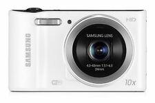 Samsung WB Series WB30F 16.2MP Digital Camera - White