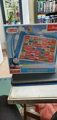 Thomas & Friends - Snakes and Ladders Board Game, Brand New