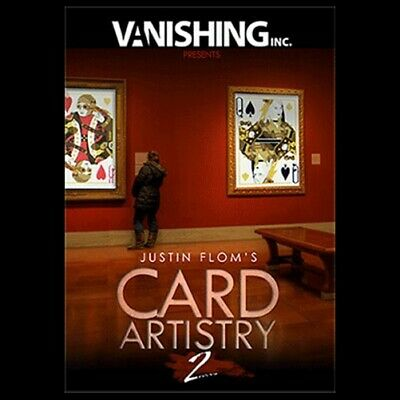 Card Artistry 2 by Vanishing, Inc. - Trick - Magic Tricks