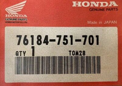 Genuine Honda Oem Nos  V-Belt