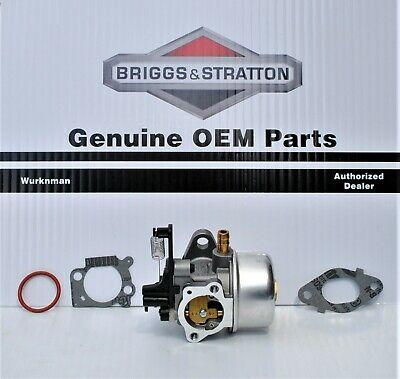 Genuine OEM Briggs & Stratton  CARBURETOR replaces
