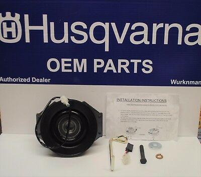 Genuine OEM Husqvarna Electric PTO Clutch Kit