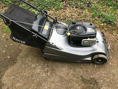 Hayter Harrier 56 Pro cm rear roller petrol lawn mower