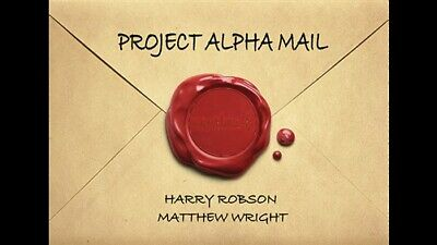 Project Alpha Mail by Harry Robson and Matthew Wright -