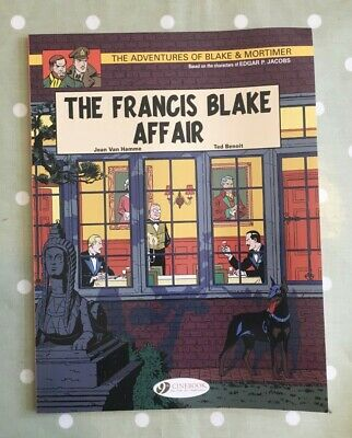 The Adventures of Blake and Mortimer: v 4: The Francis Blake