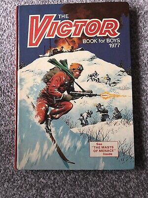 The Victor Book For Boys  X EXCELLENT CONDITION X  X
