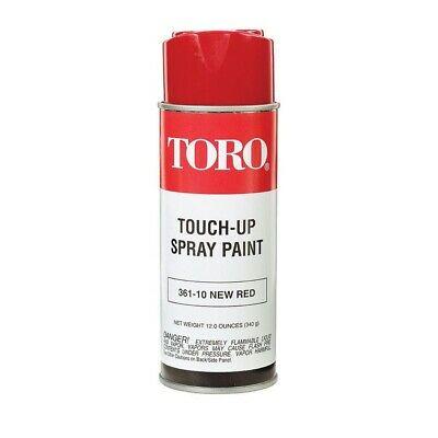 Toro  Red Toro Paint Aeresol Can 12oz.