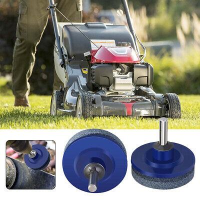 Universal Lawn Mower Faster Blade Sharpener Grinder Garden