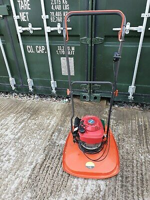 honda Flymo XL500 Petrol mower excellent condion