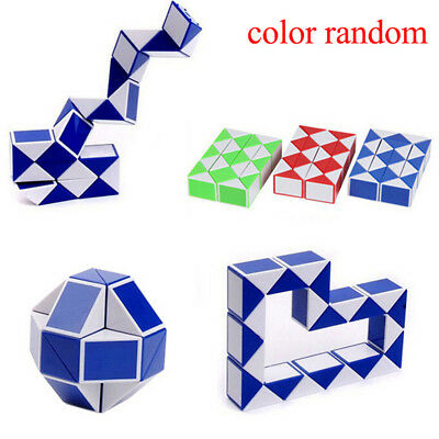 1Pc educational toy hot puzzles 3d cool snake magic popular