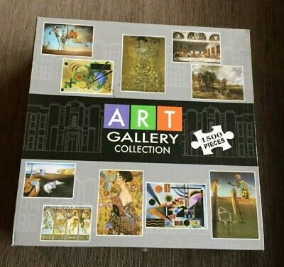 Art Gallery Collection  Piece Jigsaw Puzzle Heathside