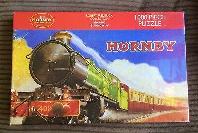 Builth Castle Hornby Railway  Piece Jigsaw Puzzle NEW