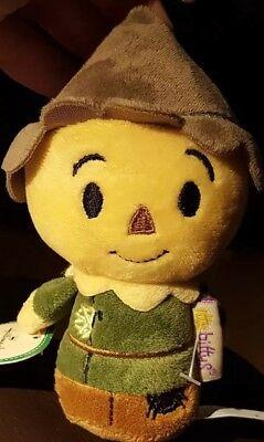 Hallmark Itty Bittys Wizard of Oz Scarecrow Soft Toy BNWT.