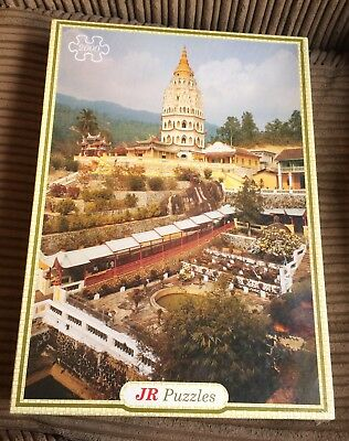 Malaysian Temple  Piece Jigsaw Puzzle NEW SEALED JR