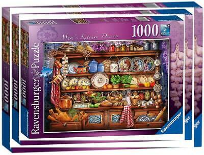 Ravensburger Mum's Kitchen Dresser, pc Jigsaw Puzzle