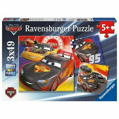 Ravensburger Puzzle Disney Pixar Cars (3 x 49 Piece Puzzles)