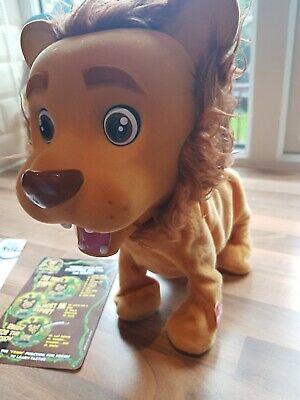 Club petz kokum the interactive lion