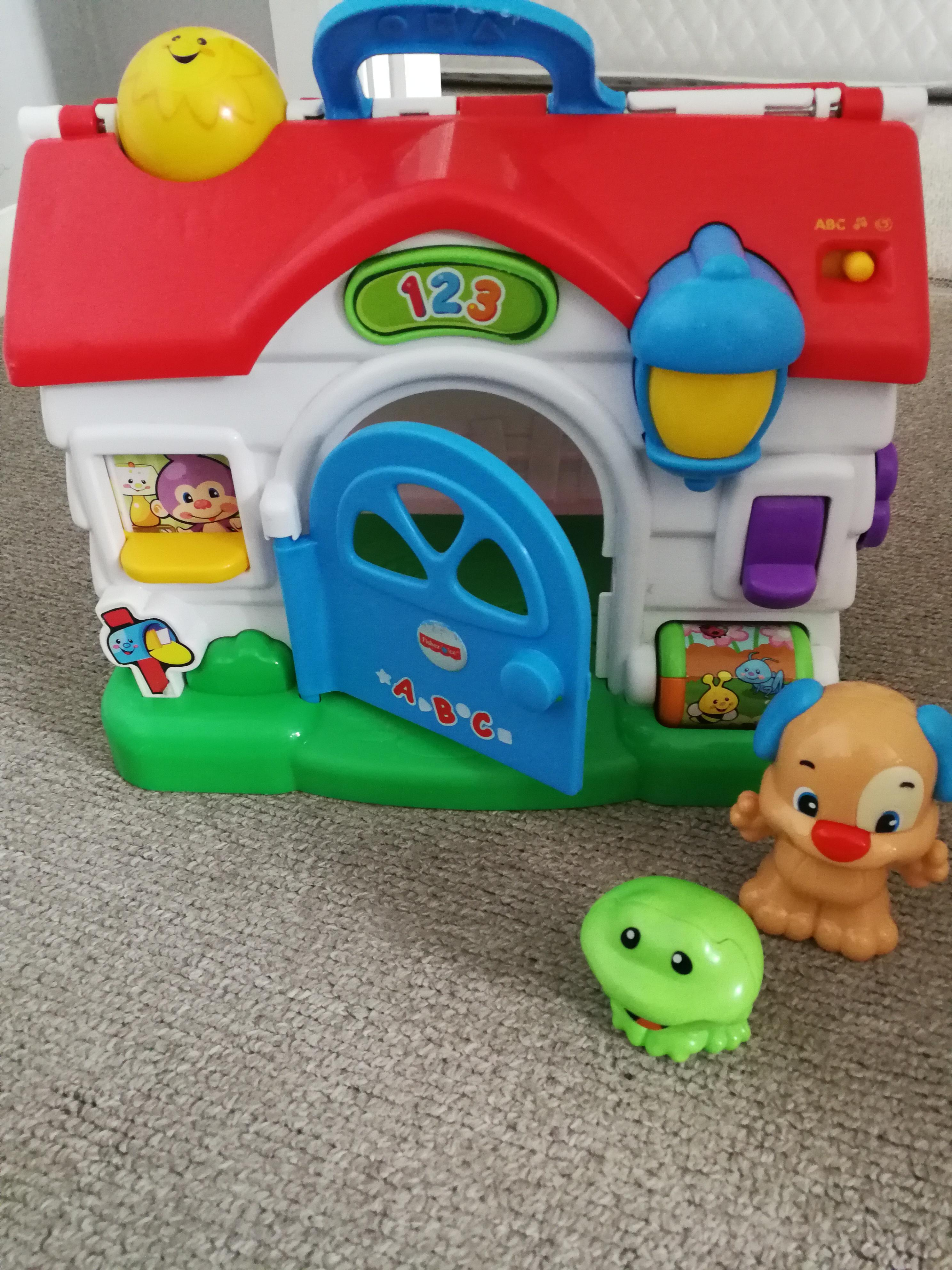 Fisher price puppy house