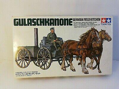 GULASCHKANONE German Field Kitchen TAMIYA  MILITARY