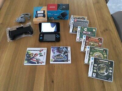 Nintendo 2DS XL Black/Turquois e Handheld System