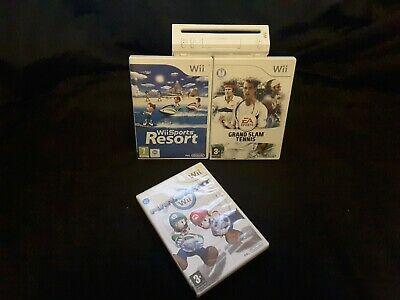 Nintendo Wii Sports White Console