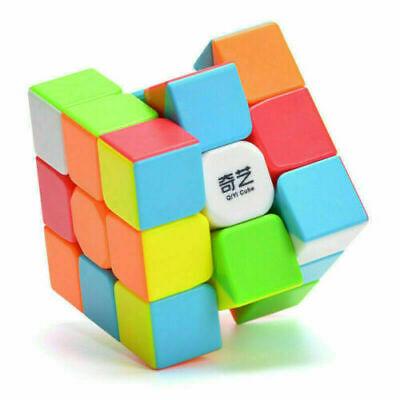 3x3 Stickerless Speed Magic Rubix Cube Rubiks Cube Kids