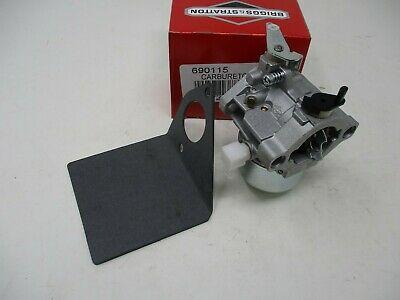 Briggs & Stratton Carburetor Supersedes