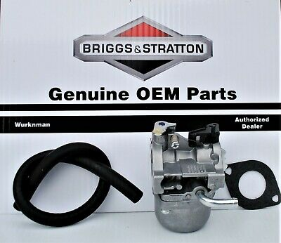 Genuine OEM Briggs & Stratton  CARBURETOR