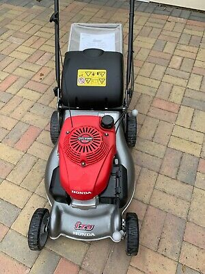 HONDA IZY HRG466 SK 46cm Single Speed Petrol Lawn Mower -
