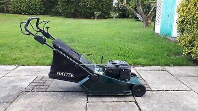 """Hayter Harrier """" Auto Drive Steel Rear Roller Petrol"""