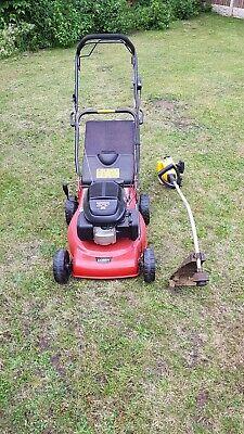 Honda HRX 537 Lawn Tractor
