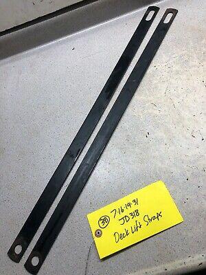 John Deere  Tractor Deck Lift Straps