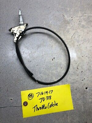 John Deere  Tractor Throttle Cable AM