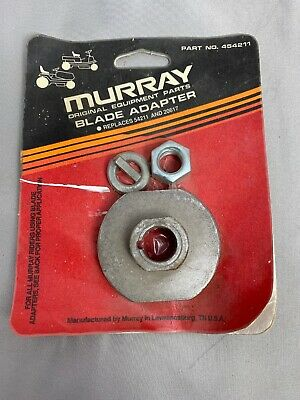 Original Murray  Lawn Mower Blade Adapter Compatible