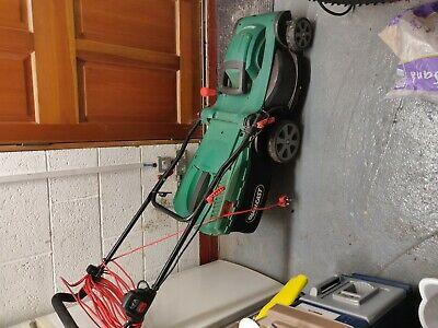 Qualcast M2EM W Rotary Electric Lawn Mower - Green