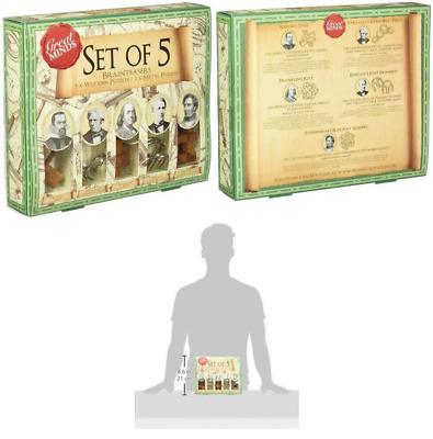 The Great Minds Range (Set of 5)
