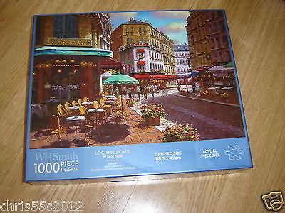 W.H.SMITH LE GRAND CAFE  PIECE JIGSAW PUZZLE