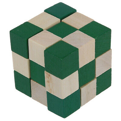 Wood Magic Puzzle L9N8