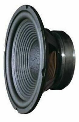 Black 100 W Bass Round Speaker (8 Ohm) Electrovision L035