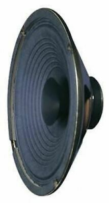 Black 204 mm 8 W Full Range Round Speaker (8 Ohm)