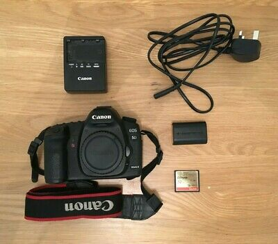 Canon EOS 5D Mark II 21.1MP DSLR (Body Only) *LOW SHUTTER