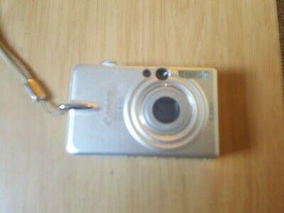 Canon IXUS 30 / PowerShot SDMP Digital Camera -